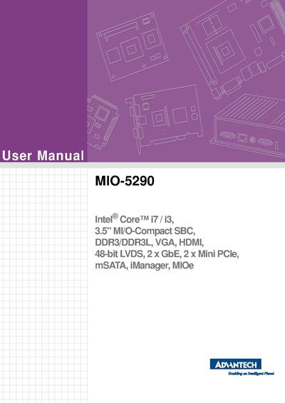 Advantech MIO-5290 Users Manual.pdf